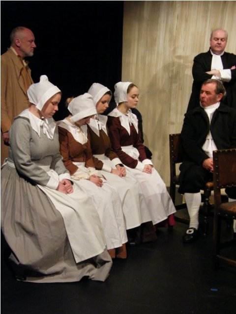 the vengeance of abigail williams in the crucible by arthur miller The salem witch trials of 1692 are brought vividly to life in this compelling adaptation of arthur miller's play abigail williams the crucible 1996.