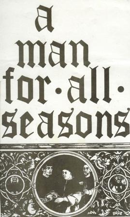 a man for all seasons water imagery