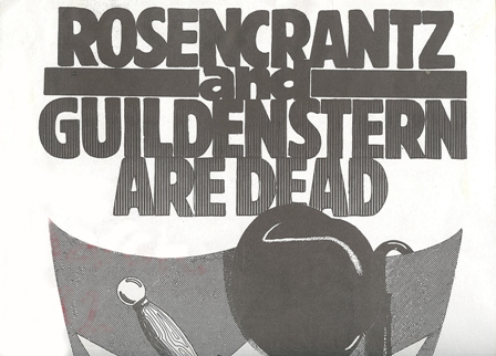 an analysis of the play rosencrantz and guildenstern are dead by tom stoppard The play rosencrantz and guildenstern are dead, tom stoppard's best-known and most produced play, brought him an international recognition in 1967 the title characters of this play are.
