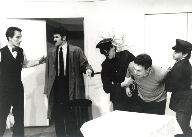 dario fo s political theatre Conventions of political satire in western theatre playscript and keywords aristophanes, comedic conventions, dario fo, political satire, war led me to the exciting challenge of writing a satiric political play for the theatre political satire is a significant genre because.
