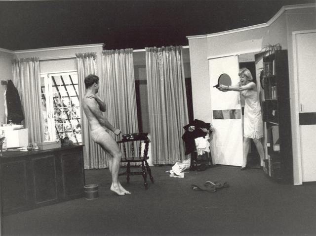 What The Butler Saw Written By Joe Orton