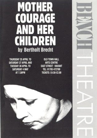 Mother Courage and her Children Written by Bertolt Brecht