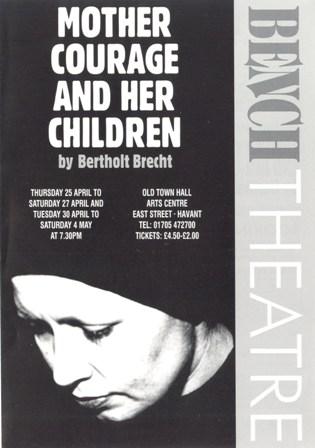 """Mother Courage and Her Children"" by Bertolt Brecht Essay Sample"